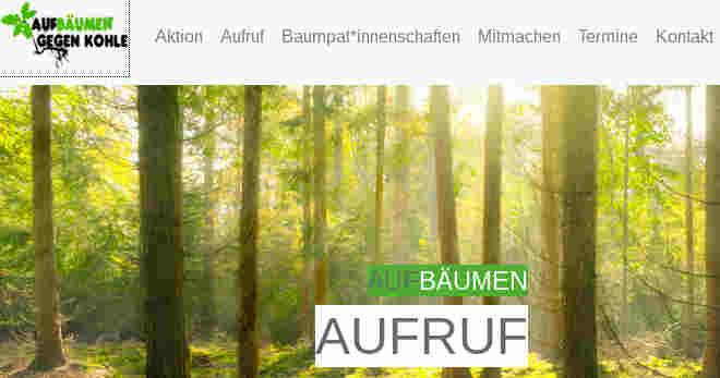 Aufforstungssaison statt Rodungssaison<br /> Der einst Bürgerwald genannte Hambacher Forst besitzt von seinen ehemaligen 5.500 Hektar weniger als ein Zehntel. Seine Geschichte reicht mehrere Jahrtausende zurück und einige der Bäume dort sind über 300 Jahre alt. 1978 kaufte RWE den Wald zwecks Braunkohlegewinnung. Seit dem wird er gerodet und umliegende Dörfer dem Erdboden gleich gemacht. Jedes Jahr hat RWE die Erlaubnis in der Rodungssaison von Oktober bis März 70 ha Wald zu roden. Wird dies fortgesetzt ist in 3 Jahren der gesamte Restwald vernichtet.</p> <p>RWEs letzte Rodungssaison (2017/18) des Hambacher Forstes wurde durch das Zusammenspiel der Besetzung, breiten Protests und zivilgesellschaftlichen Klagen erfolgreich gestört und verhindert. Nach dem Abweisen einer solchen Klage, beinhaltet der Jahresplan 2018 wieder eine Zerstörung des Hambacher Waldes, während der Rodungssaison, zugunsten von Braunkohlegewinnung. Hier werden undemokratisch Fakten geschaffen, mit zerstörerischen Folgen globalen Ausmaßes. Zur Kapitalverwertung wird hier ein Jahrhunderte alter Wald zerstört, damit der klimaschädlichste fossile Energieträger überhaupt, Braunkohle, verbrannt werden kann.</p> <p>Da machen wir nicht mit! Wir machen diesen Spätsommer zur Aufforstungssaison!</p> <p>In einer massenhaften Aktion des Bäumepflanzens setzen wir unser eigenes Zeichen für den Erhalt des Forsts. 3 Wochen vor der Rodungssaison werden wir zu Hunderten in den Hambi kommen und gemeinsam Jungbäume am Rand des Waldes pflanzen, um RWE zurück zu drängen. Wir holen uns unseren Wald zurück!